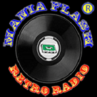 Mania Flash Retro Radio